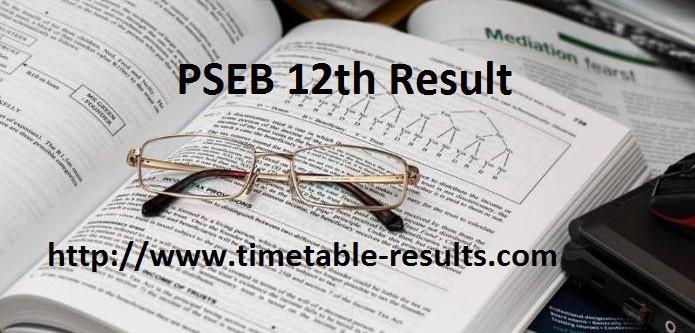 PSEB 12th Result 2019 | Punjab Board 12th Result 2019